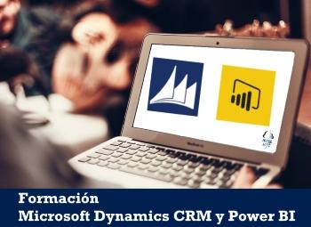 Promoción Formación Dynamics CRM y Power BI