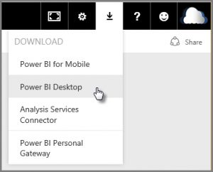 Instalación Power BI Desktop