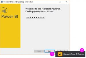 Power BI Desktop Serial