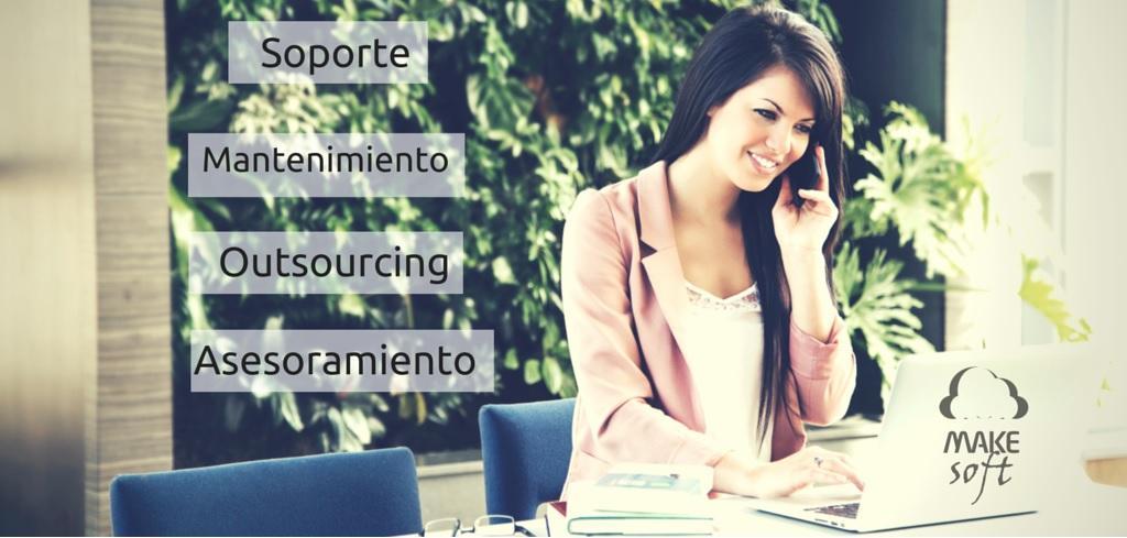 Servicio técnico y outsourcing completamente integrados en su empresa