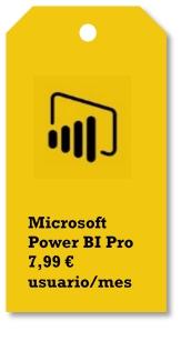 Promocion Microsoft Power Bi Pro