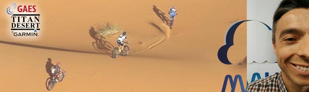 Titan Desert: El reto extremo de Ángel Pérez.