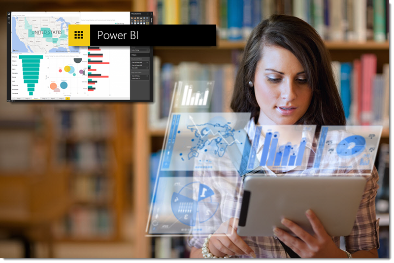 Mapas en POWER BI