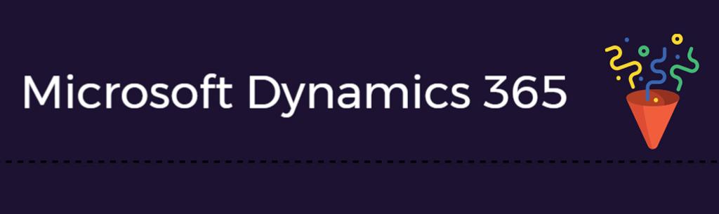 Dynamics 365 Infografía