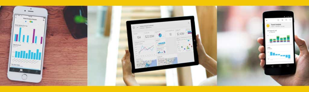 Power BI mobile: Aplicaciones Android, iPhone e iPad