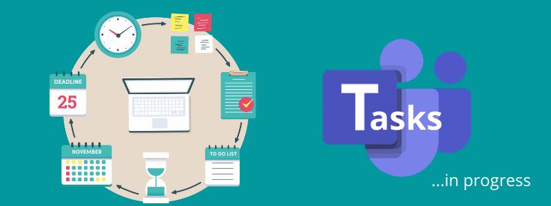 Tareas, la nueva aplicación para Microsoft Teams