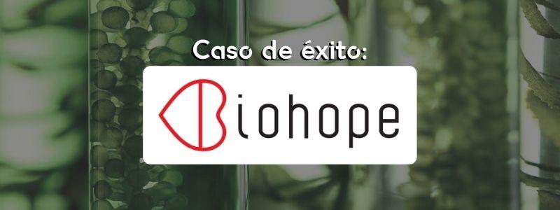 Caso de éxito: Biohope